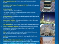 AlBayan Hajj Packages 2019
