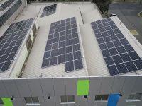 Solar Panel Initiative Results