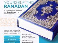 FREE Ramadan Quran Sessions